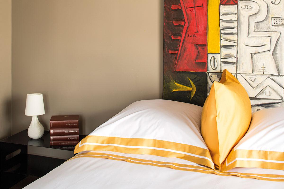 Linge de lit haut de gamme pour h tels de luxe for Linge de lit pour hotel de luxe